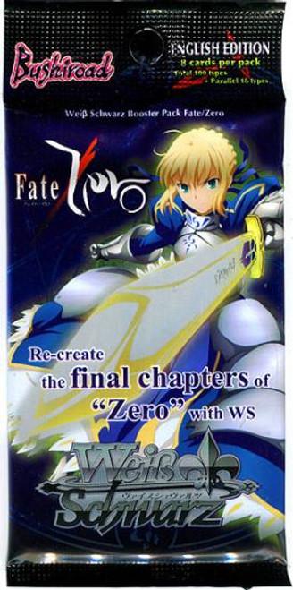 Weiss Schwarz Fate / Zero Booster Pack