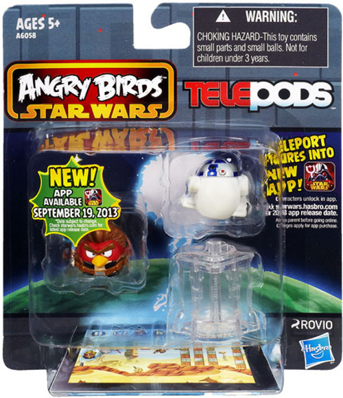 Angry Birds Star Wars Telepods Random Figure 2-Pack