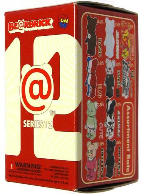 Bearbrick Series 12 Mystery Pack