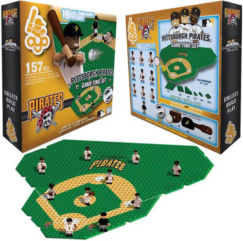 MLB Generation 1 Pittsburgh Pirates Game Time Set