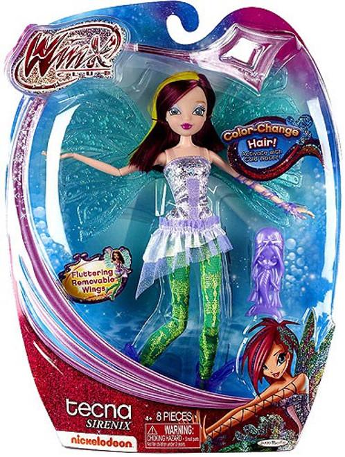 Winx Club Sirenix Tecna 11.5-Inch Doll
