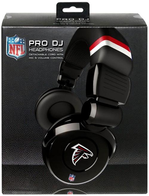 NFL Sports Pro DJ Atlanta Falcons Headphones