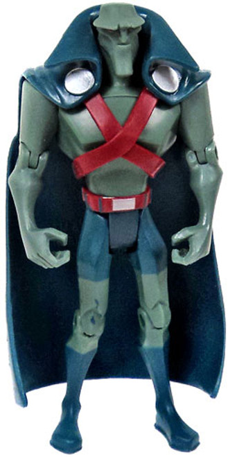 The Batman Shadow Tek Martian Manhunter Action Figure [Loose]
