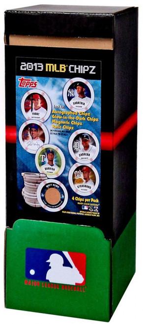 2013 MLB Chipz Booster Box