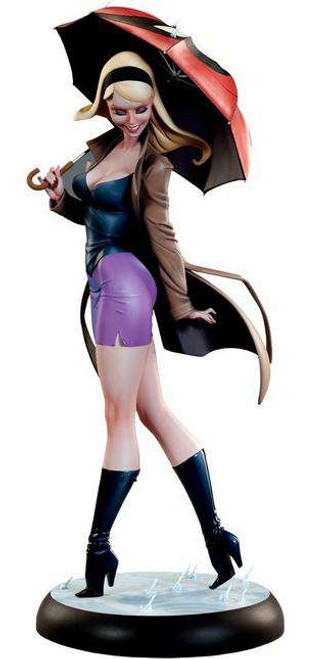 Spider-Man Comiquette Gwen Stacy Polystone Statue