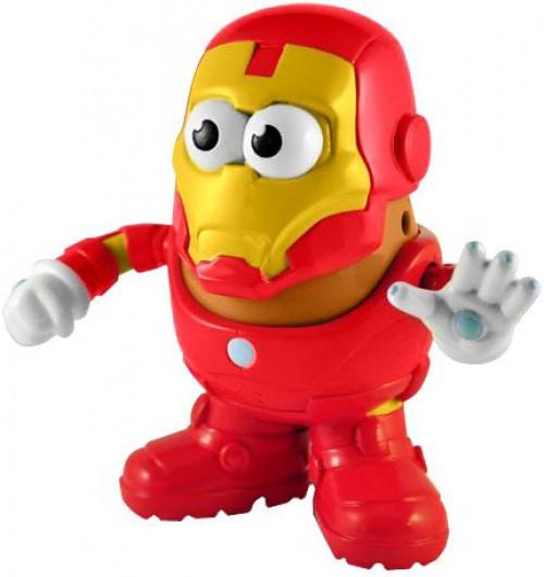 Marvel Mr Potato Head Invincible Iron Man Figure