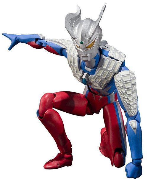 Ultra-Act Ultraman Zero Action Figure