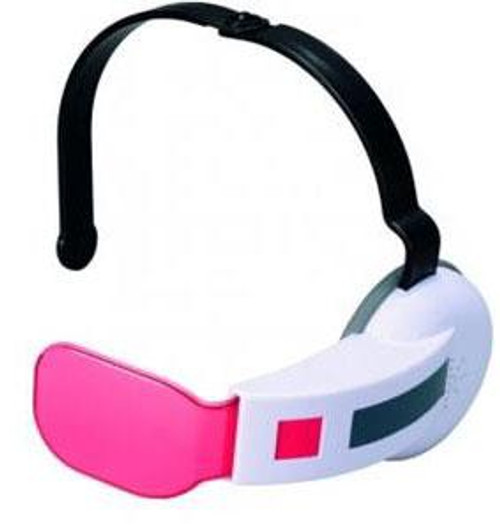 Dragon Ball Z Red Scouter Cosplay Accessory [With Sound]