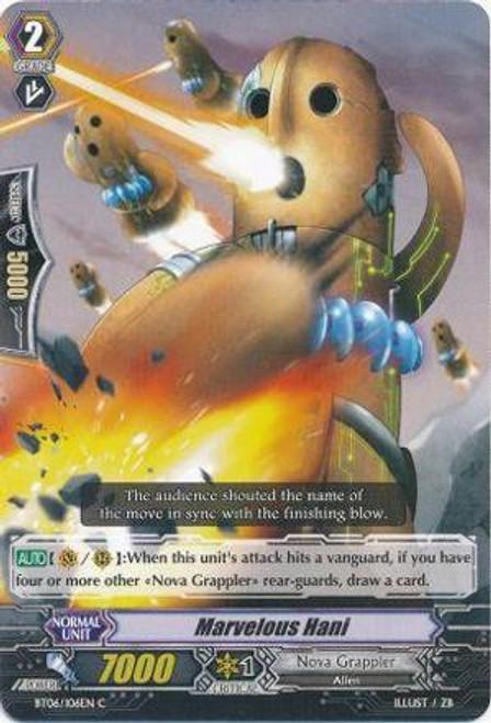 Cardfight Vanguard Infinite Phantom Legion Common Marvelous Hani EB04/021
