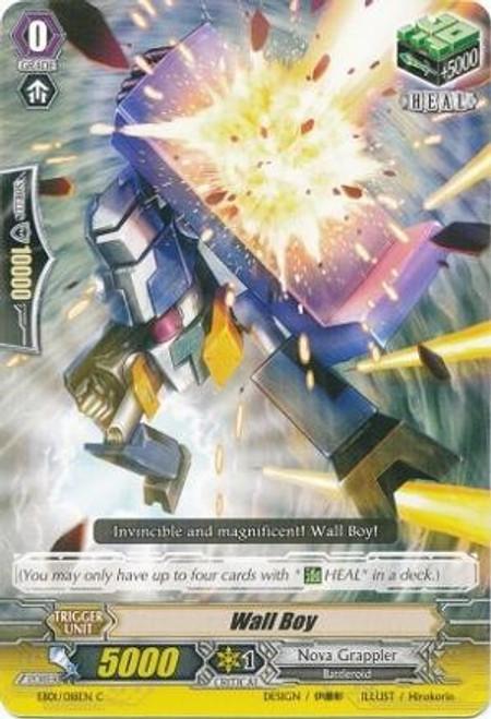 Cardfight Vanguard Infinite Phantom Legion Common Wall Boy EB04/032