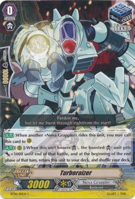 Cardfight Vanguard Infinite Phantom Legion Common Turboraizer EB04/034
