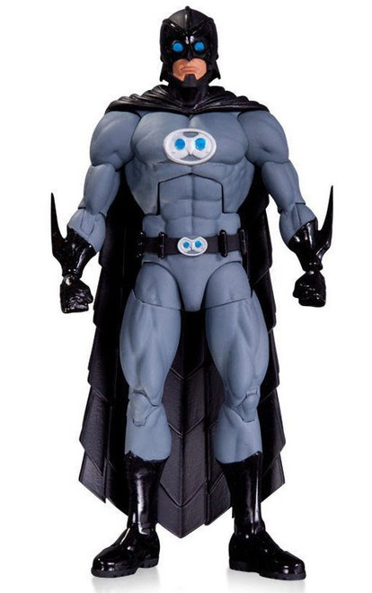 DC Super Villains Crime Syndicate Owlman Action Figure