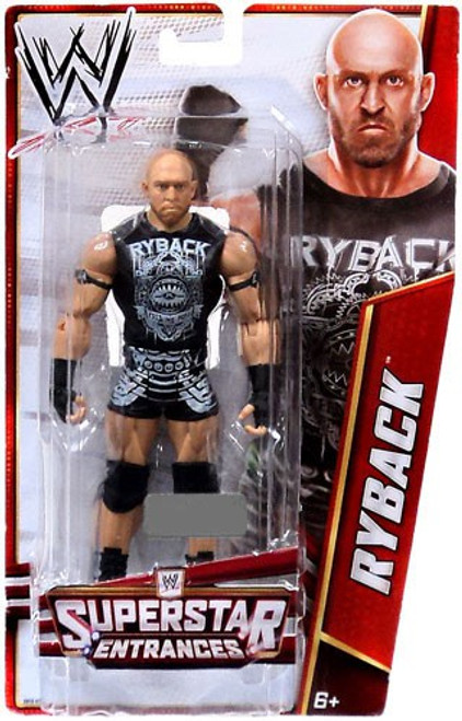 WWE Wrestling Superstar Entrances Ryback Exclusive Action Figure