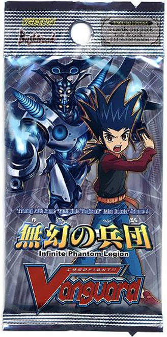 Cardfight Vanguard Infinite Phantom Legion Booster Pack