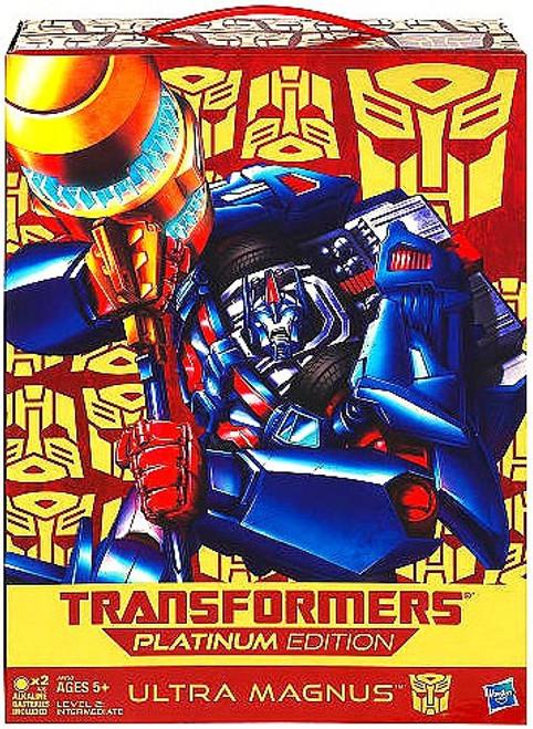 Transformers Platinum Edition Ultra Magnus Exclusive Action Figure