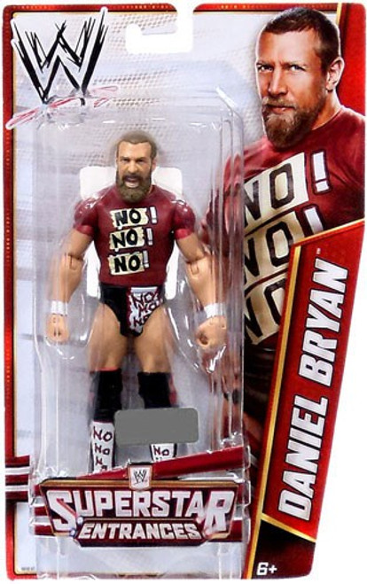 WWE Wrestling Superstar Entrances Daniel Bryan Exclusive Action Figure