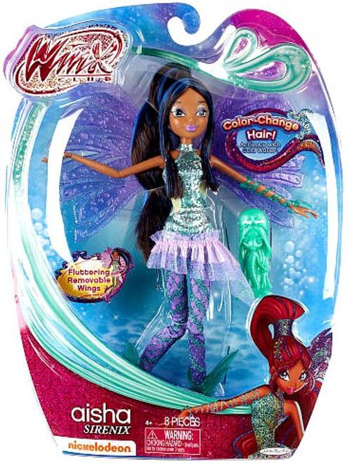 Winx Club Sirenix Aisha 11.5-Inch Doll