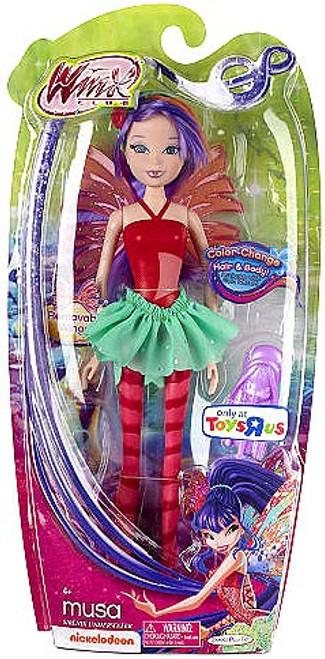 Winx Club Sirenix Musa 11.5-Inch Doll [Underwater]