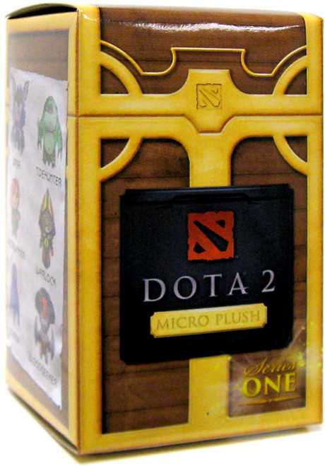 Dota 2 Micro Plush Series 1 Mystery Pack