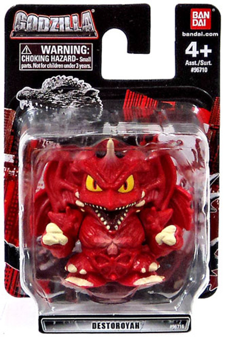Godzilla Chibi Super Deformed Destroyah Mini Figure