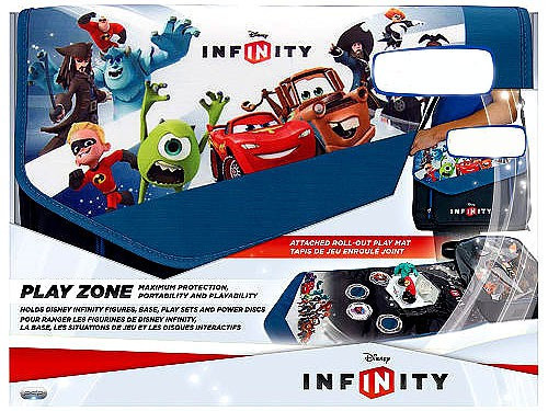 Disney Infinity Play Zone Exclusive Carry Case