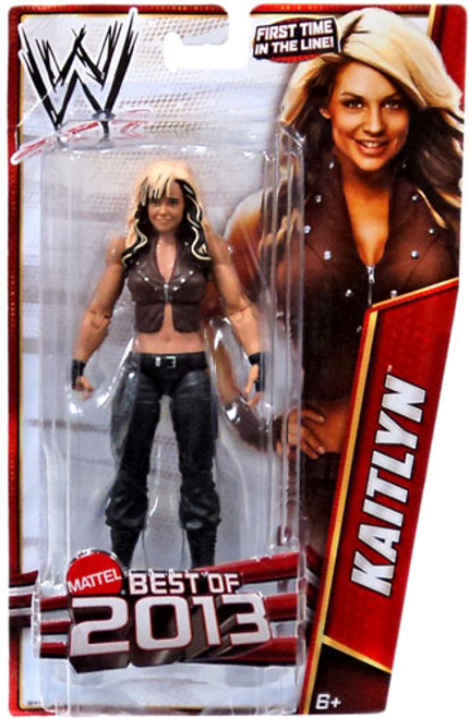 WWE Wrestling Best of 2013 Kaitlyn Action Figure