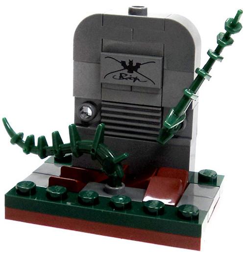 LEGO Terrain Sets Cemetery Headstone [Loose]