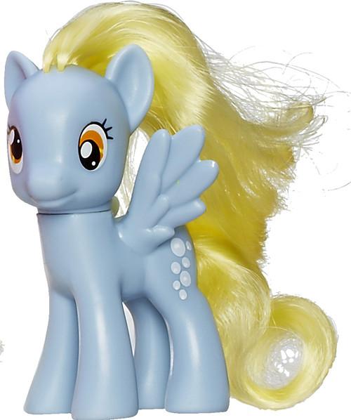 My Little Pony 3 Inch Loose Derpy Hooves 3.5-Inch Collectible Figure [Loose]