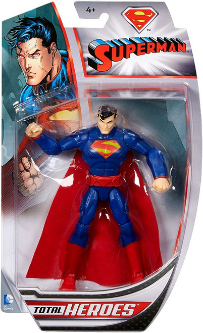 DC Total Heroes Superman Action Figure