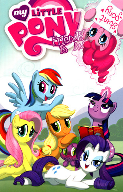 My Little Pony Friendship is Magic Digest Volume 2 Trade Paperback