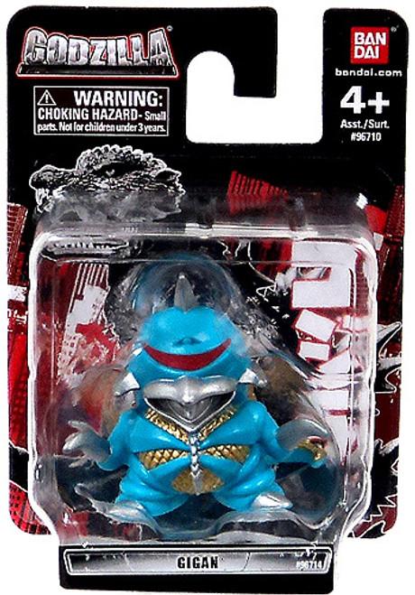Godzilla Chibi Super Deformed Gigan Mini Figure