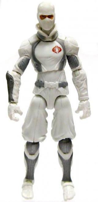 GI Joe Loose Storm Shadow Action Figure [Version 43 Loose]