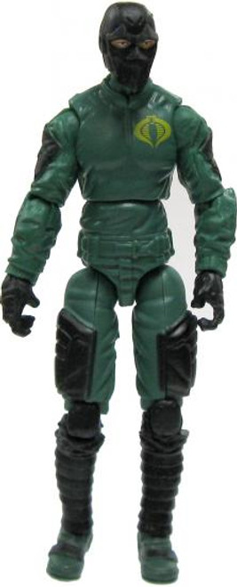 GI Joe Loose Night Viper Action Figure [Version 4 Loose]