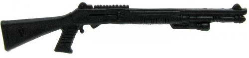GI Joe Loose Weapons Benelli M1014 Combat Shotgun Action Figure Accessory [Black Loose]