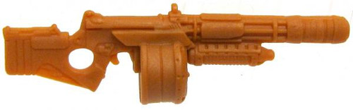 GI Joe Loose Weapons Plasma Gun Action Figure Accessory [Orange Loose]