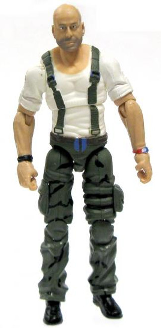 GI Joe Loose Joe Colton Action Figure [Version 1 Loose]