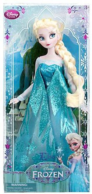 Disney Frozen 2013 Classic Elsa Exclusive 12-Inch Doll