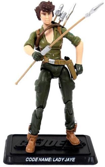 GI Joe Loose Lady Jaye Action Figure [Version 7, Loose]