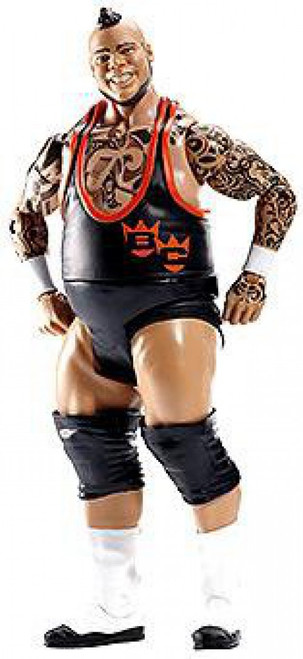 WWE Wrestling Series 34 Brodus Clay Action Figure #66