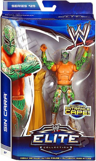 WWE Wrestling Elite Series 25 Sin Cara Action Figure [Entrance Cape]
