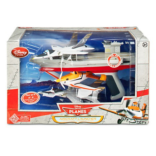 Disney Planes Aircraft Launcher Exclusive Playset