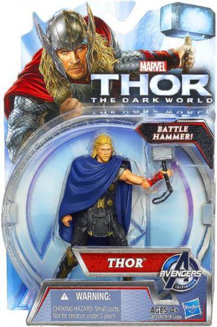 The Dark World Thor Action Figure [Battle Hammer]
