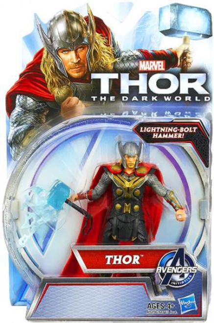 The Dark World Thor Action Figure