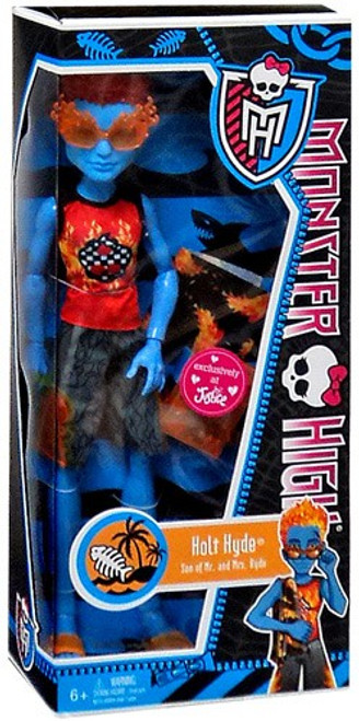 Monster High Swim Suit Holt Hyde Exclusive 10.5-Inch Doll