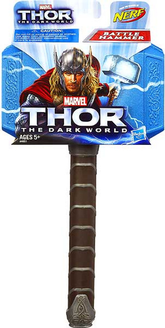 The Dark World Thor Foam Battle Hammer Roleplay Toy