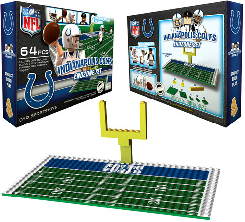 NFL Generation 1 Indianapolis Colts Endzone Set