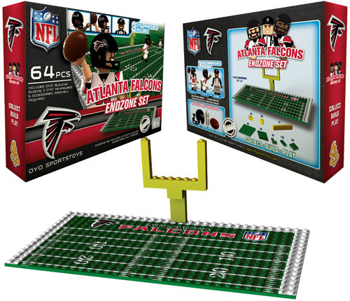 NFL Generation 1 Atlanta Falcons Endzone Set