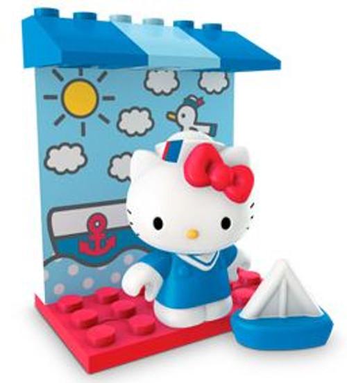 Mega Bloks Hello Kitty Sailor Set #10812 [Loose]