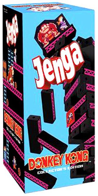 Donkey Kong Jenga Game [Collector's Edition]