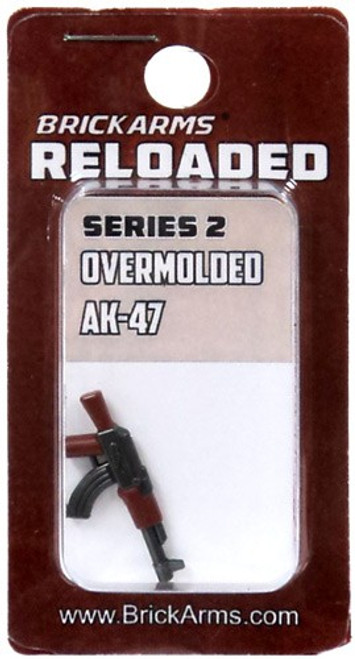 BrickArms Reloaded Series 2 Weapons AK-47 2.5-Inch [Overmolded] [New Sealed]